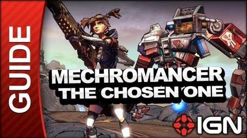 The Chosen One - Mechromancer Walkthrough