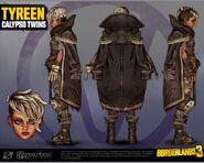 Tyreen 3