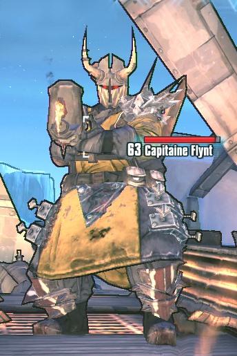 Capitaine Flynt