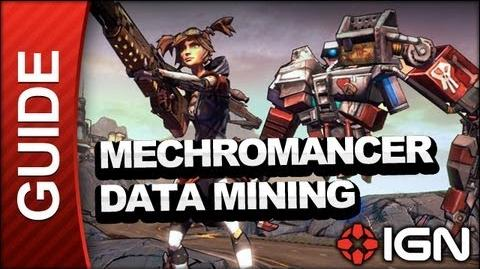 Borderlands 2 Mechromancer Walkthrough - Data Mining - Part 15b