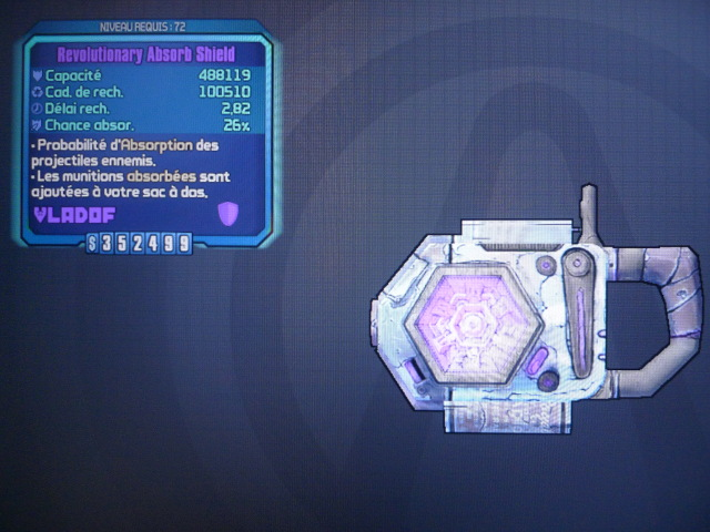 Absorb Shield
