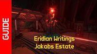 Jakobs Estate Eridian Writings