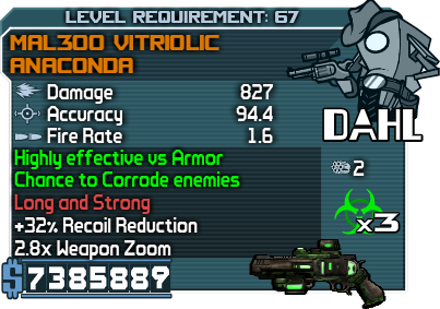 Anaconda (Borderlands)