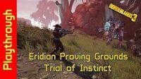 Trial of Instinct