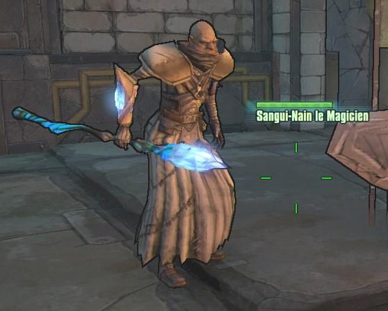 Sangui-Nain le Magicien