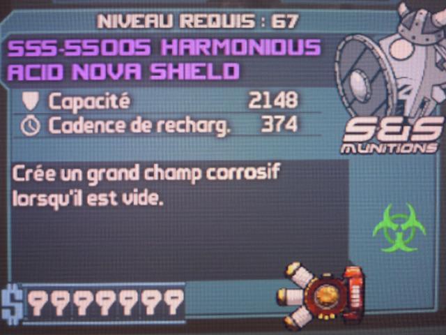 Acid Nova Shield