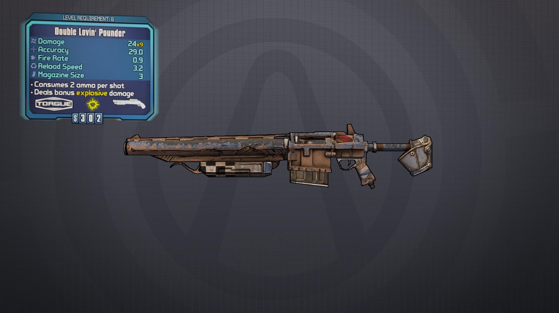 Pounder (shotgun)