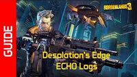 Desolation's Edge ECHO Recordings