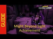 Might Beyond Sight