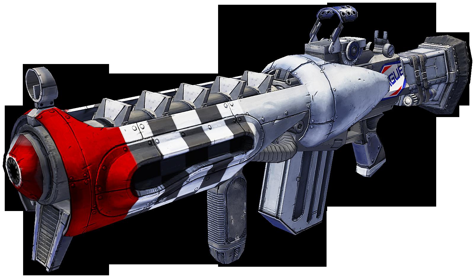 Снаряд (штурмовая винтовка)