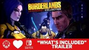 Borderlands Legendary Collection - What's Included - Nintendo Switch