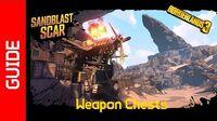 Sandblast Scar Weapon Chests