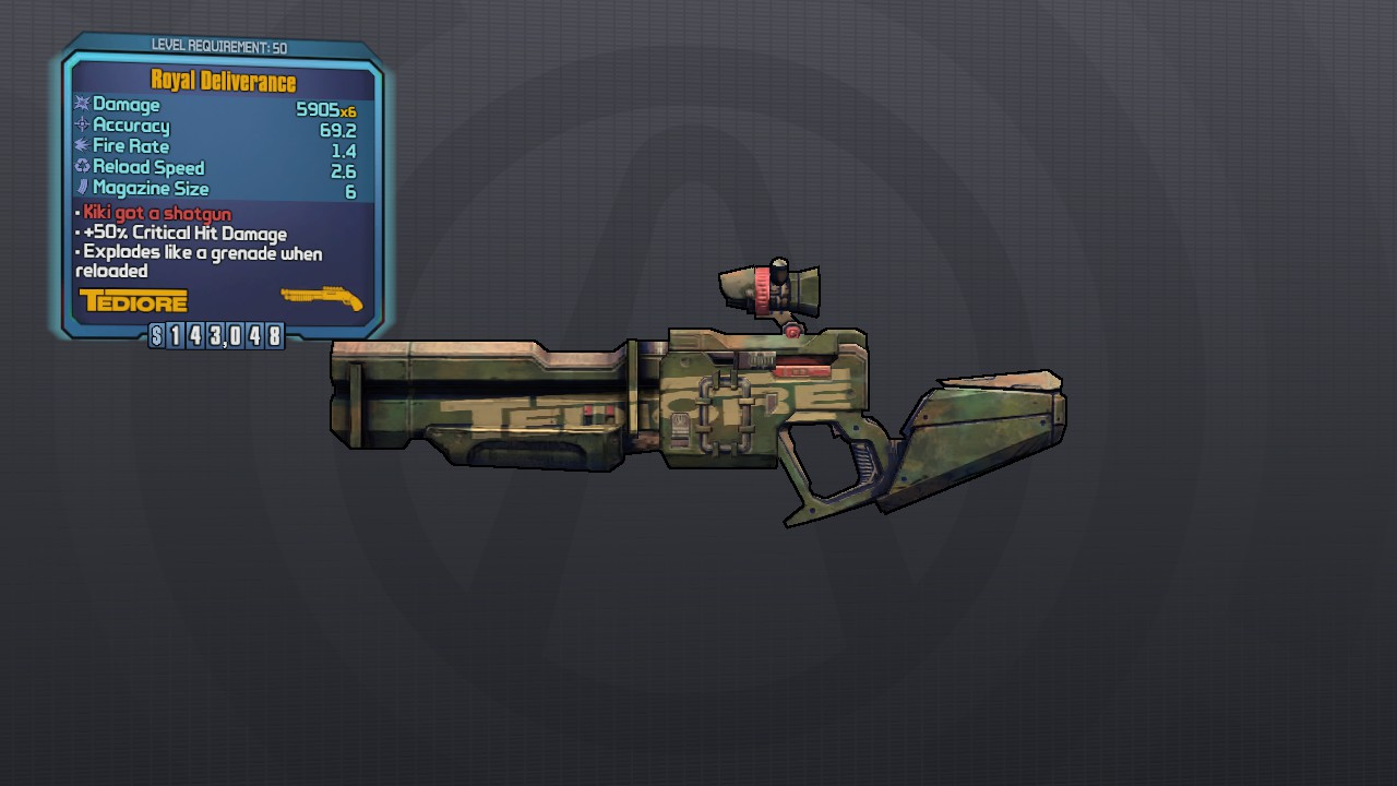 Deliverance (shotgun)