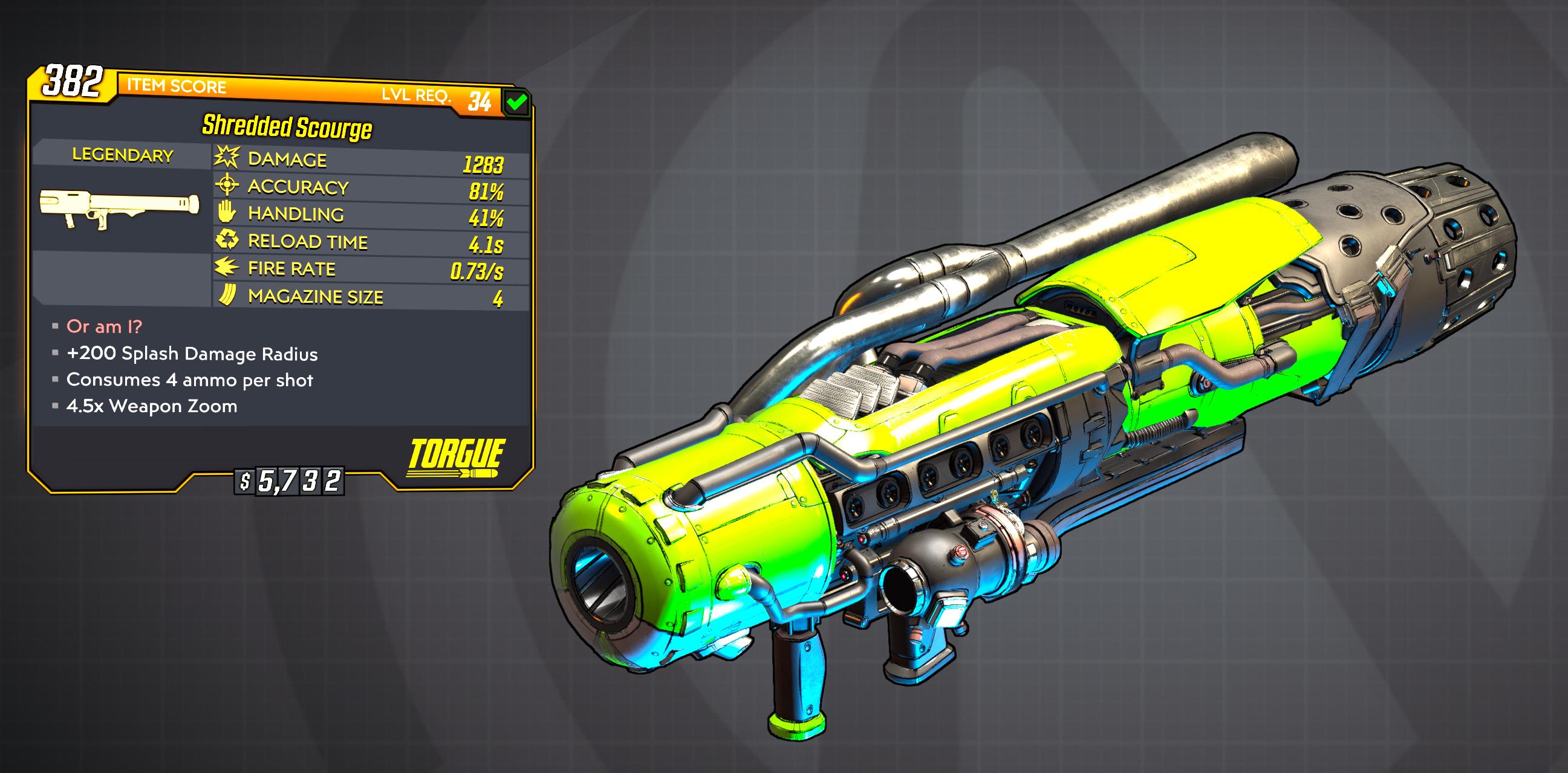 Scourge (rocket launcher)