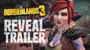 Borderlands 3 Official Reveal Trailer