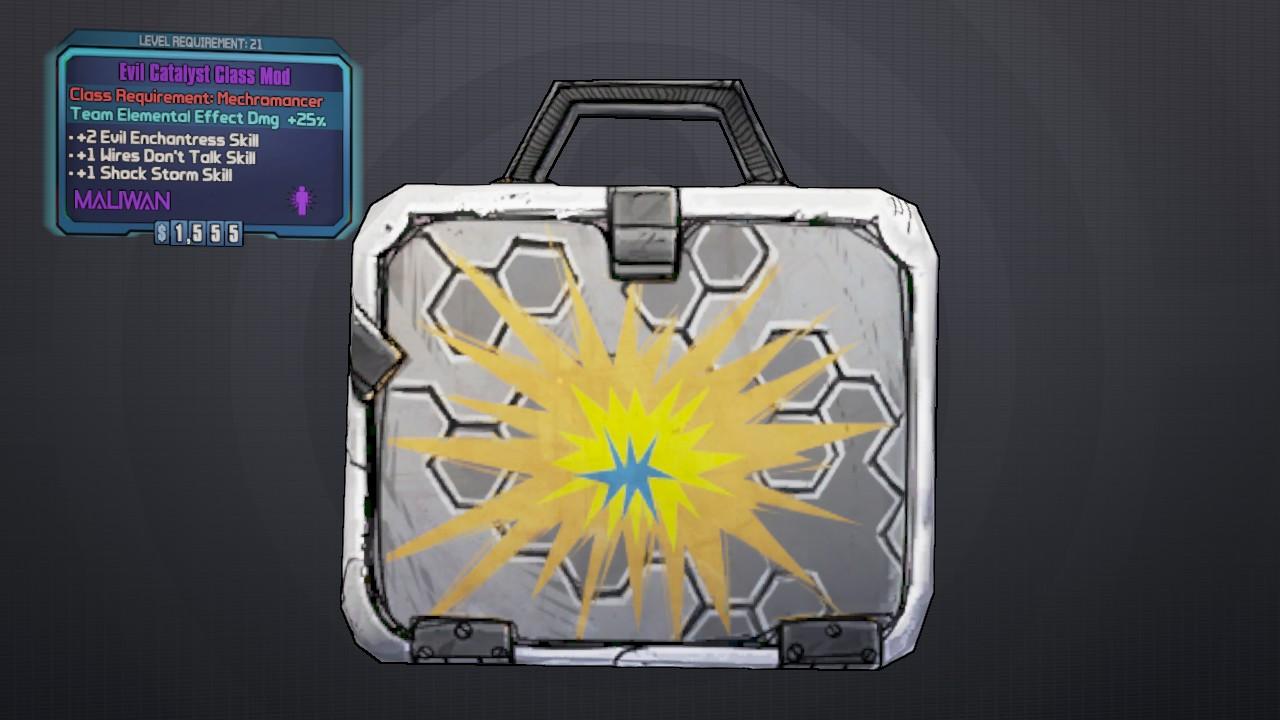 Catalyst (class mod)
