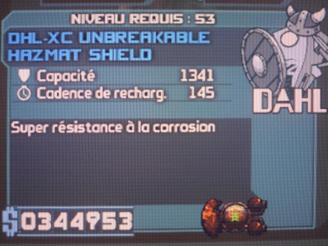 Hazmat Shield