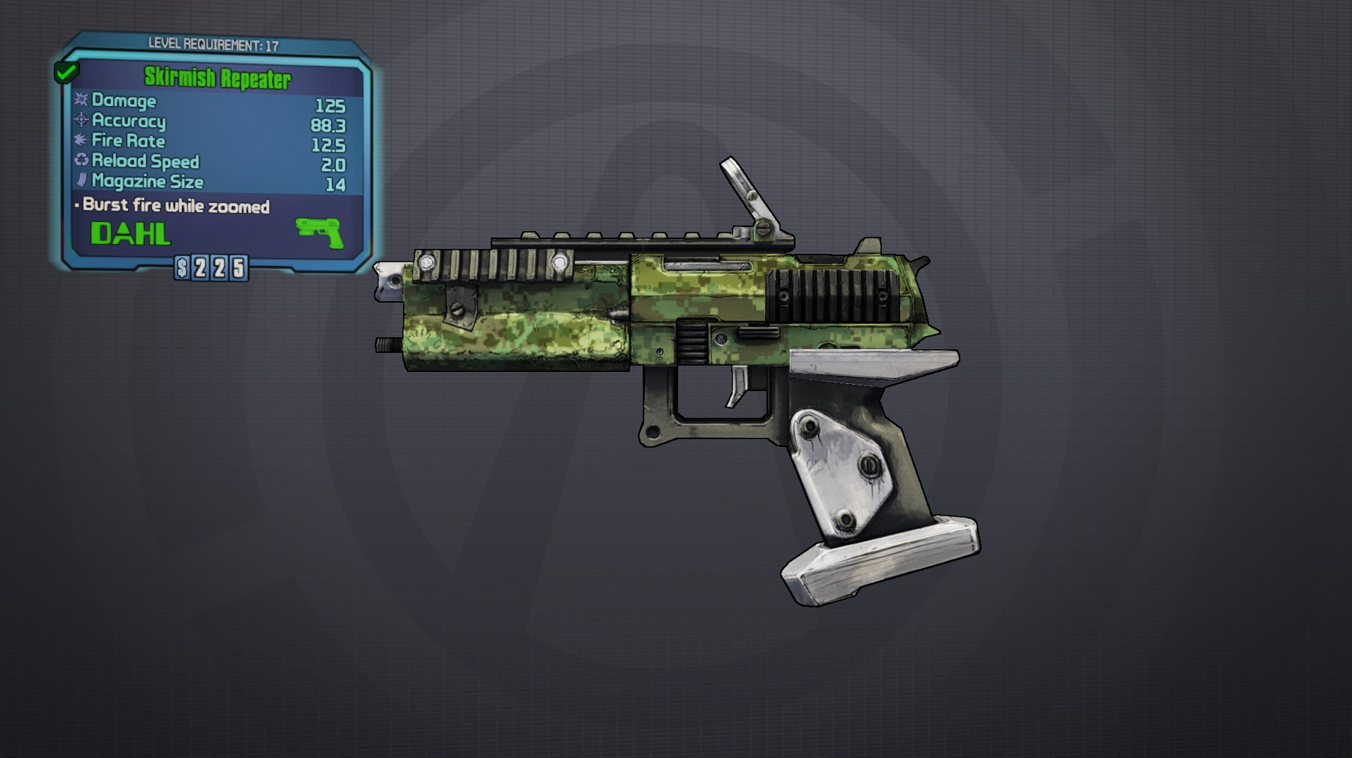Repeater (Borderlands 2)