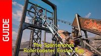 The Splinterlands Rollercoaster Easter Egg