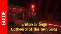 Cathedral of the Twin Gods Eridian Writings
