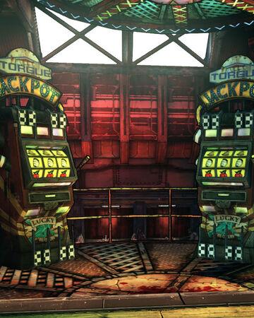 комбинации игрового автомата в borderlands 2