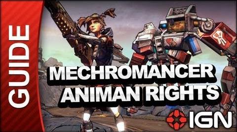 Animal Rights - Mechromancer Walkthrough