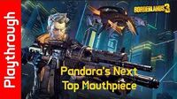 Pandora's Next Top Mouthpiece