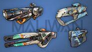 BL3-Maliwan-Weapons