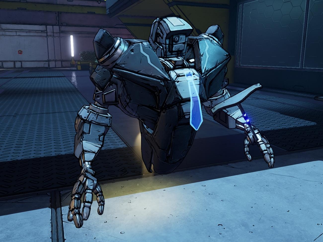 Bouncer Bot