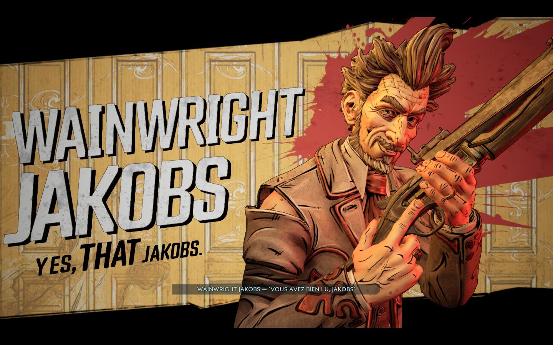 Wainwright Jakobs