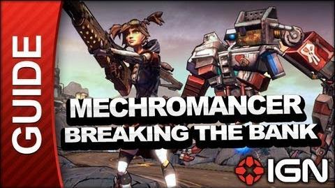 Breaking the Bank - Mechromancer Walkthrough