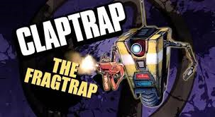Claptrap the Fragtrap