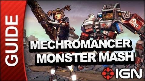 Monster Mash (Part 1) - Mechromancer Walkthrough