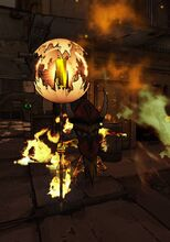 Witch Doctor Burning 3