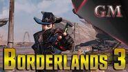 """Borderlands 3, красные сундуки в локациях """"Сушь"""" и """"Утес Вознесения"""" на Пандоре"""