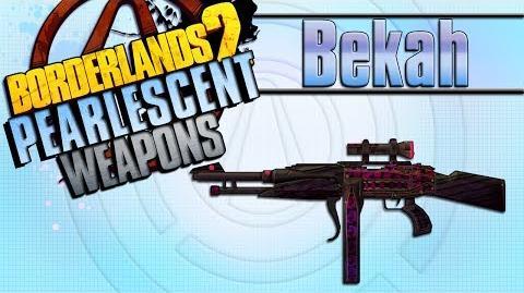 BORDERLANDS 2 *Bekah* Pearlescent Weapons Guide!!! *Raid on Digistruct Peak*