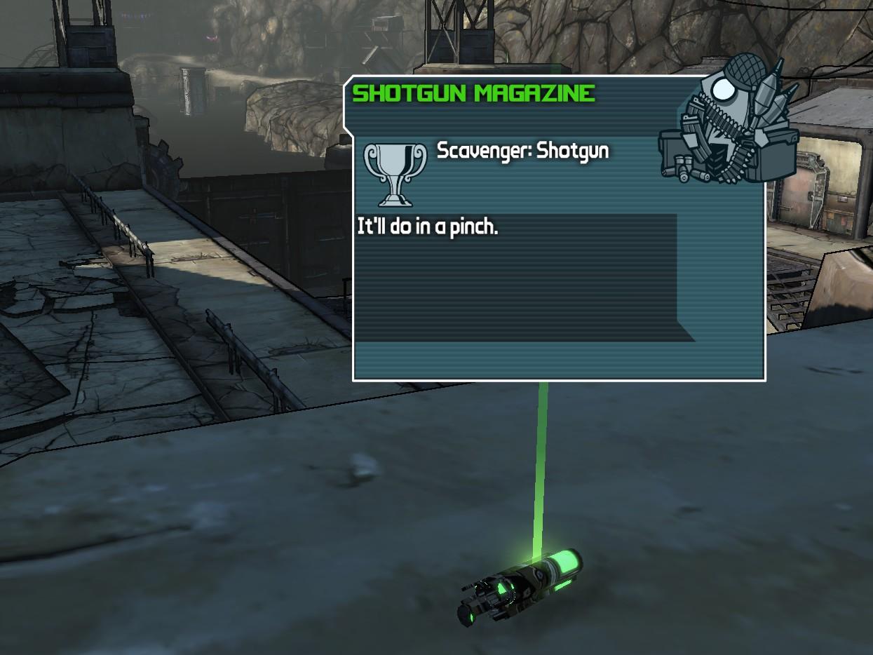 Scavenger: Shotgun