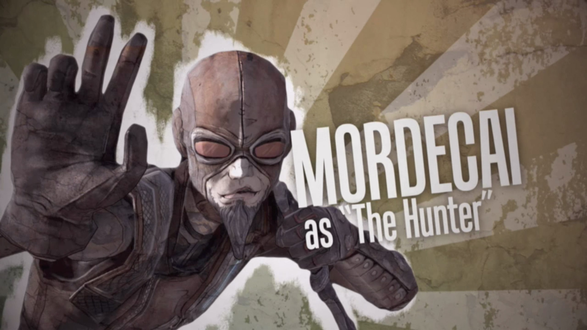 Mordecaï (Borderlands)