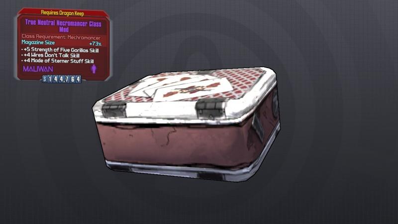 Necromancer (class mod)