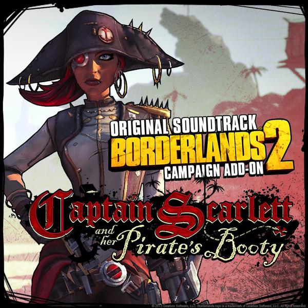 """Саундтрек """"Капитан Скарлетт и её пиратское сокровище"""""""