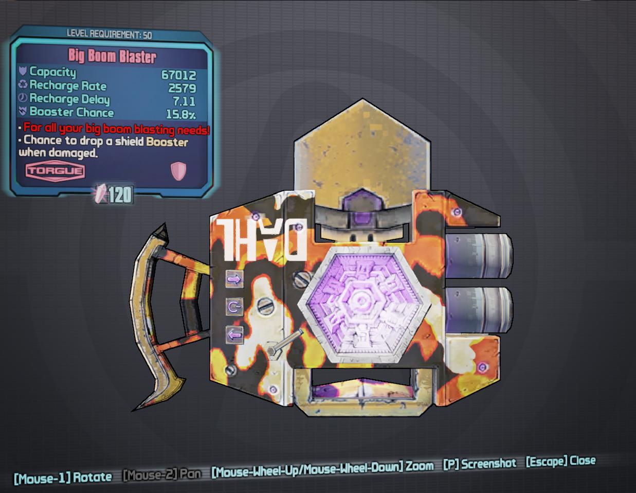 Big Boom Blaster (Borderlands 2)