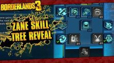 Borderlands 3 Обзор всех игровых навыков Зейна