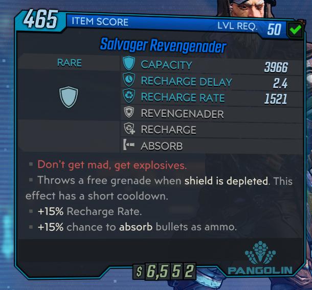 Revengenader