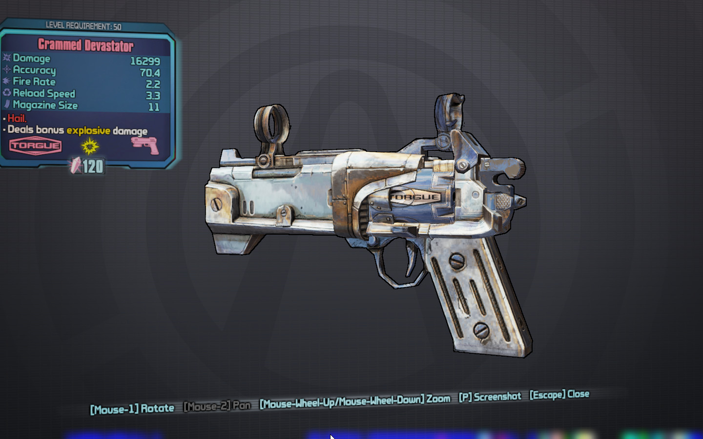 Devastator (pistol)