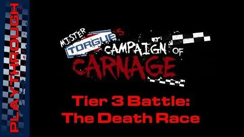 Tier 3 Battle The Death Race
