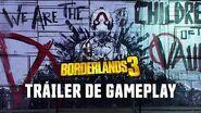 Borderlands 3 - Tráiler de gameplay