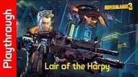 Lair of the Harpy