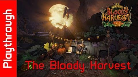 The Bloody Harvest
