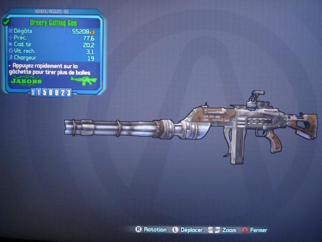 Gatling Gun (Borderlands 2)