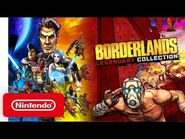 Borderlands Legendary Collection - Launch Trailer - Nintendo Switch